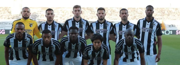 Portimonense recebe o Vitória de Guimarães para se distanciar do rebaixamento