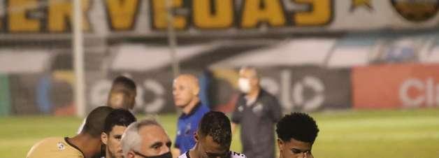 Botafogo é eliminado pelo ABC e está fora da Copa do Brasil