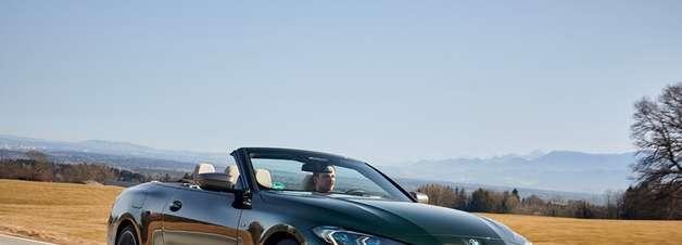 BMW 430i Cabrio M Sport chega ao Brasil