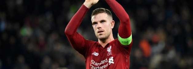 Henderson, capitão do Liverpool, convoca reunião de emergência