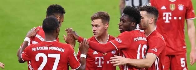 Bayern vence o Leverkusen e amplia vantagem no Alemão