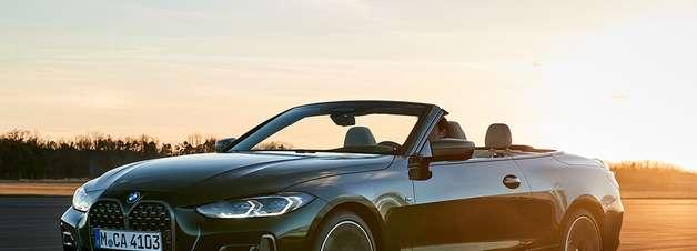 BMW 430i Cabrio M Sport chega por R$ 460.950