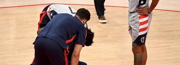 Deni Avdija fratura tornozelo e está fora da temporada