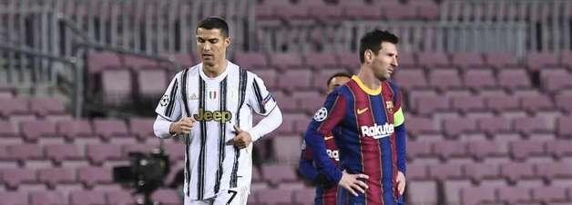 Presidente do PSG pode vender Mbappé para juntar Cristiano Ronaldo e Messi, diz jornal espanhol