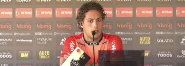 """ATLÉTICO-MG: Guga avalia vitória sobre o Cerro Porteño e acredita: """"Estamos no caminho certo"""""""