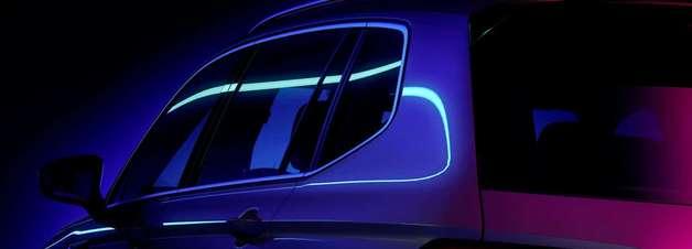 VW Tiguan Allspace renovado será revelado em 12 de maio