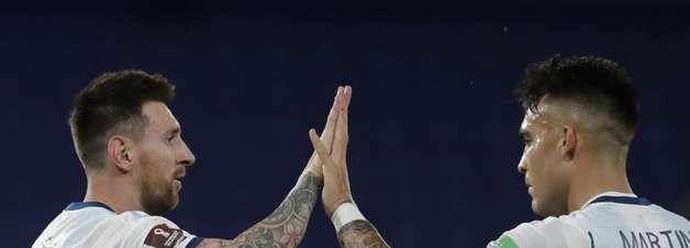Lautaro Martínez revela que quase fechou com o Barcelona: 'Cheguei a conversar com Messi'
