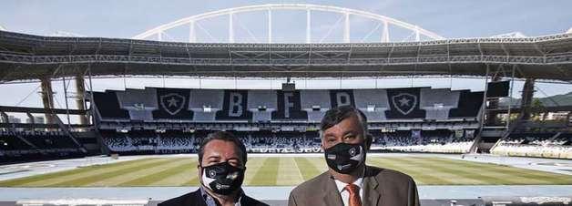 Presidente do Botafogo reitera confiança em profissionalização e no CEO: 'Unidos por este ideal'