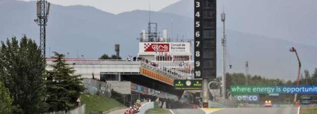 Mercedes e Hamilton brilham para vencer o GP da Espanha de F1