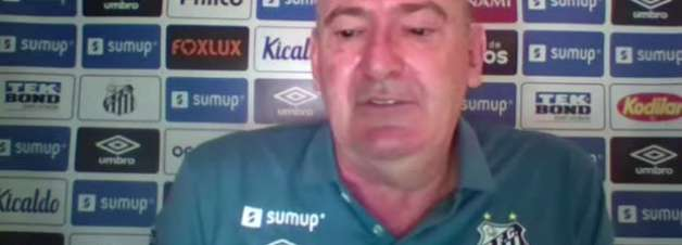 SANTOS: Presidente lista 'percalços' do clube para justificar sufoco no Paulista