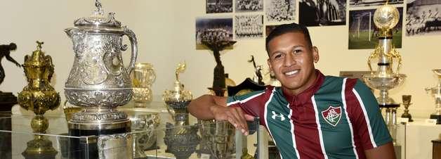 Fluminense acerta empréstimo de Fernando Pacheco ao Juventude