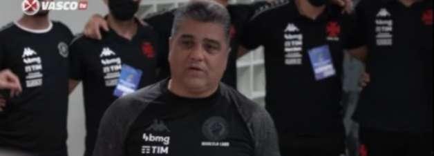 Vasco: Discurso de Cabo e trigésimo gol de Cano ditam os bastidores da vitória sobre o Madureira