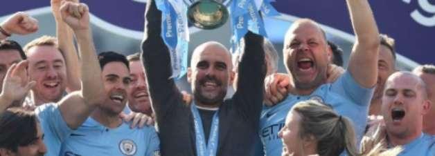 Guardiola chega ao 3º título do Inglês; veja sua trajetória