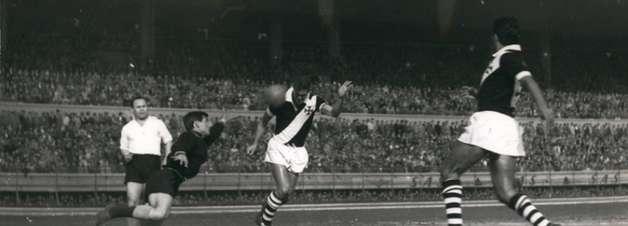 Vasco homenageia o ídolo Ademir Menezes, que faleceu há 25 anos; FIFA também enaltece eterno craque