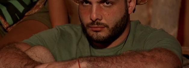 Primeiro eliminado do 'No Limite', Mahmoud revela medo