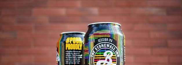 The Brooklyn Brewery lança cerveja que celebra a luta LGBTQIA+