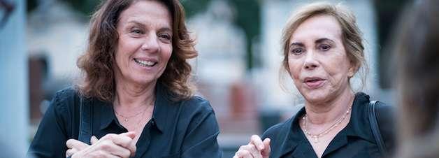 Entrevista: Rosi Campos fala de comédia com Susana Vieira