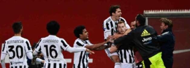 Juventus vence Atalanta e conquista Copa da Itália