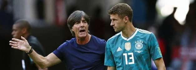 Com Müller de volta, Alemanha anuncia lista para a Eurocopa