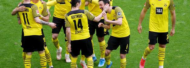 Reinier dá assistência, Haaland marca e Dortmund vence