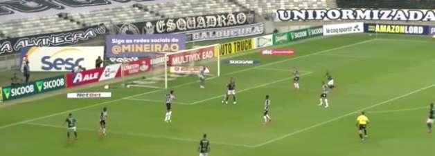 MINEIRO: Galo Campeão! Lances de Atlético-MG 0 x 0 América-MG