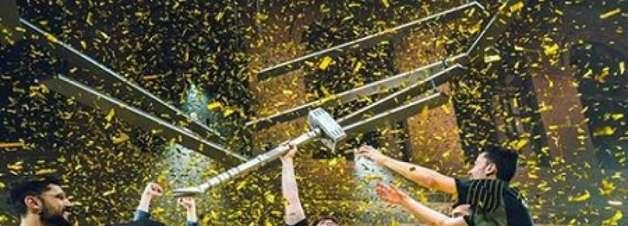 Equipes brasileiras de esporte eletrônico faturam mais de R$ 10 milhões e título inédito