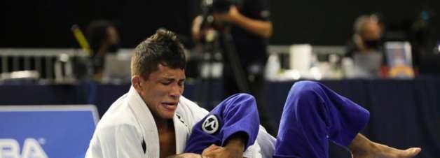 Lucas Pinheiro e a preparação para enfrentar os campeões mundiais Mikey Musumeci e Paulo Miyao