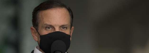 Governo e prefeituras de SP não desobrigarão uso de máscaras
