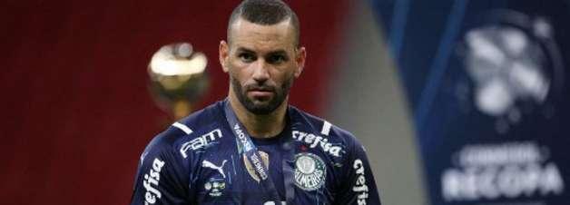 Palmeiras pretende barrar liberação de Weverton para a Olimpíada