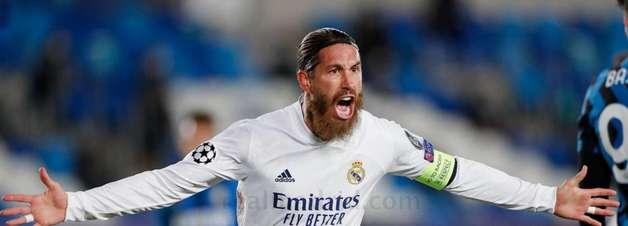 Sergio Ramos se aproxima de acordo com o Real Madrid
