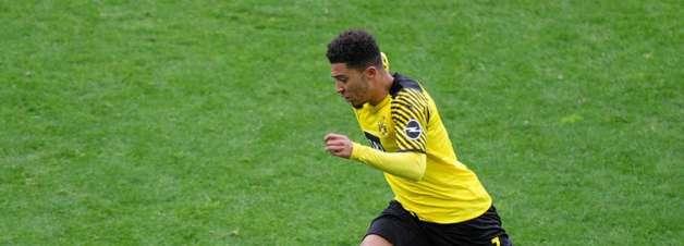 Manchester United recebe ultimato de Dortmund por Jadon Sancho
