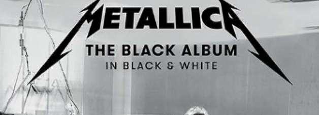"""Metallica vai lançar livro comemorativo do """"Black Album"""""""