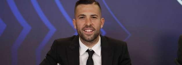 Inter de Milão está interessada na contratação de Jordi Alba