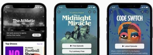 Como usar o Apple Podcasts com a Alexa no Amazon Echo