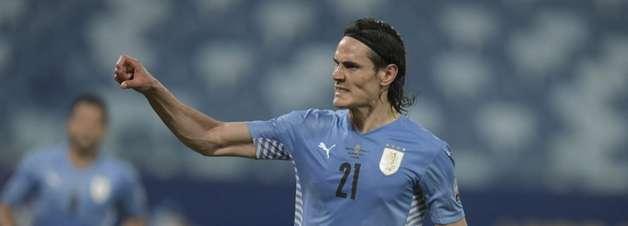 Cavani diz que deverá se aposentar após a Copa do Mundo de 2022