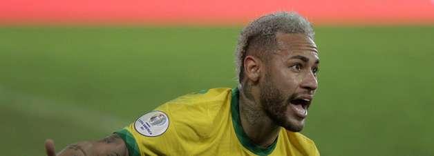 """Neymar torce por clássico na final: """"Quero a Argentina"""""""