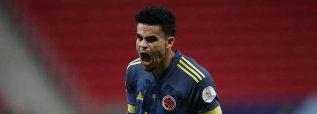 Colômbia bate Peru com gol nos acréscimos e leva 3º lugar