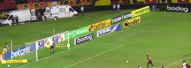 SÉRIE A: Gols de Sport 1 x 2 Fluminense