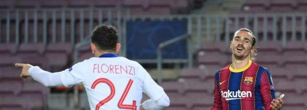 Manchester City informa que Griezmann não está nos planos