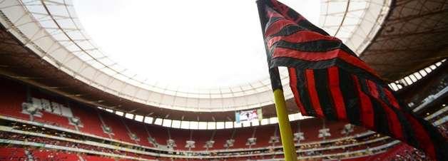 Flamengo pede, e Distrito Federal vai flexibilizar entrada no Mané Garrincha