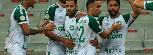 Geuvânio confia na reação da Chapecoense no Brasileirão