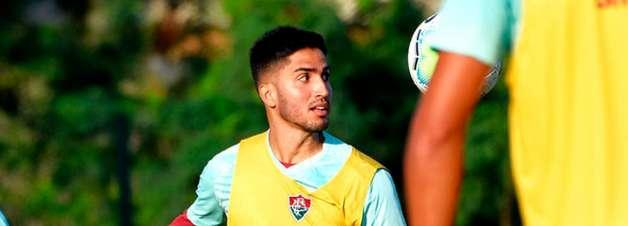 Após 18 anos, Igor Julião se despede do Fluminense: 'Em todas as vezes que chorei por você, foi de alegria'