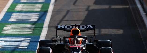 """Honda """"reza"""" por redução de danos no motor de Verstappen após acidente em Silverstone"""