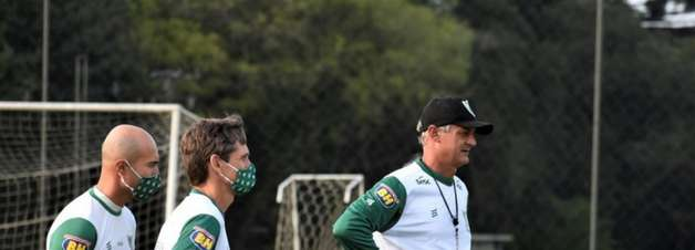 Cauan de Almeida, ex-América-MG, chega ao Vasco para ser auxiliar do técnico Lisca até o final do ano