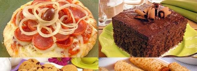 8 receitas fáceis e gostosas para fazer com as crianças nas férias