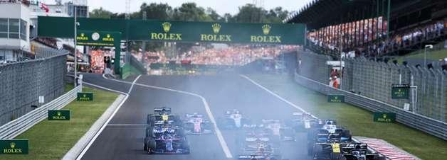 GP da Hungria 2021: confira os dias e horários da F1 no Hungaroring