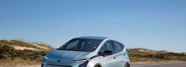 Novo Chevrolet Bolt EV confirmado para o Brasil em setembro de 2021