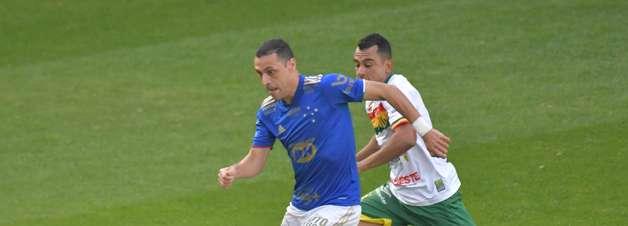 Cruzeiro empata com o Sampaio Corrêa e segue ameaçado