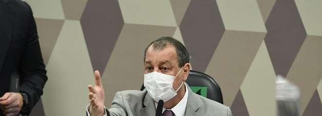 """Polícia Legislativa está """"no encalço"""" de lobista, diz Aziz"""
