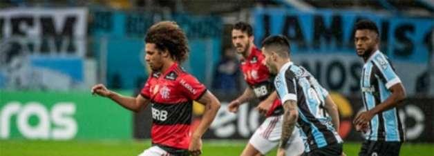 Grêmio vai entrar com mandado no STJD contra Flamengo